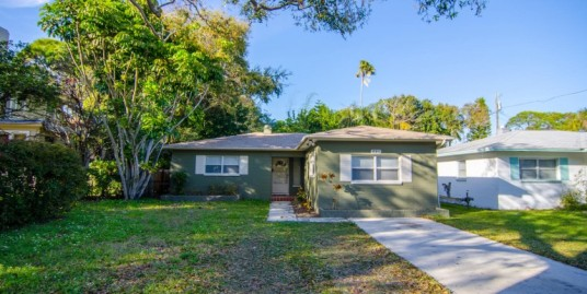 221 46th Ave S – St. Petersburg, FL