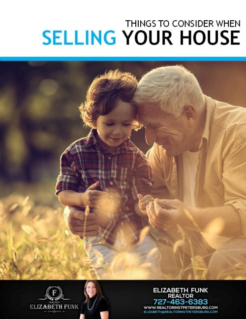 Selling Your House Fall 2015 by Elizabeth Funk